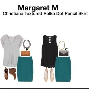 Christiana Pencil Skirt